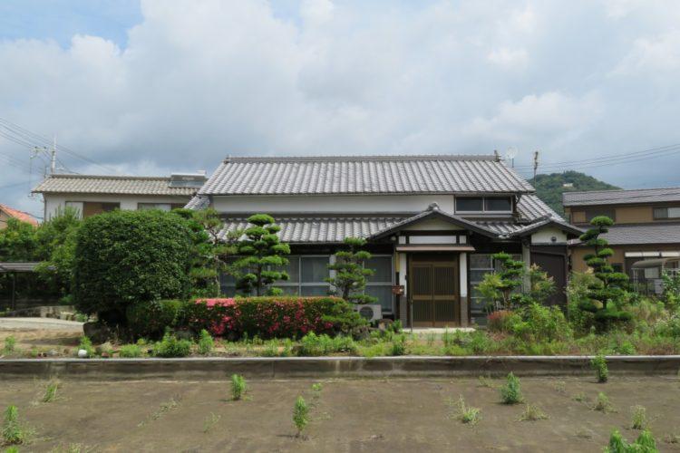 平屋住宅リノベーション工事 ① 【H様邸】 / WORK