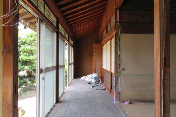 平屋住宅リノベーション工事 ② 【H様邸】 / WORK
